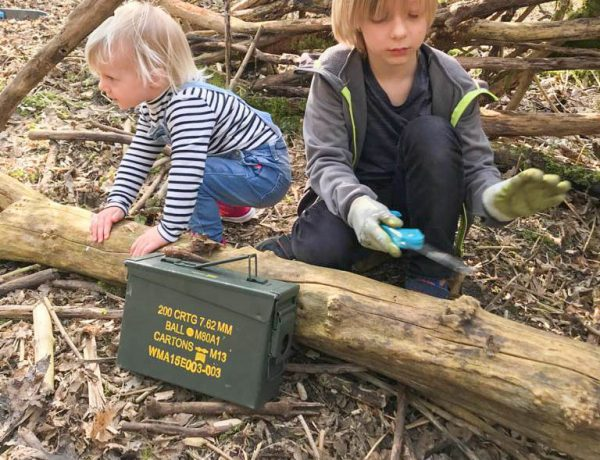Leuke groene dingen doen met kinderen